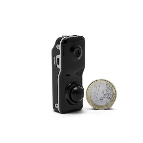 Micro enregistreur caméra portable avec détection de mouvement par capteur PIR
