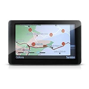 Ecran de localisation GPS temps réel 4.3