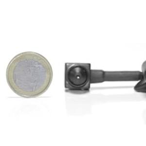 Micro snake camera CCD couleur 470 lignes 0.005 lux avec audio