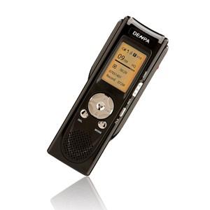 Enregistreur audio numérique détection de voix 2Go