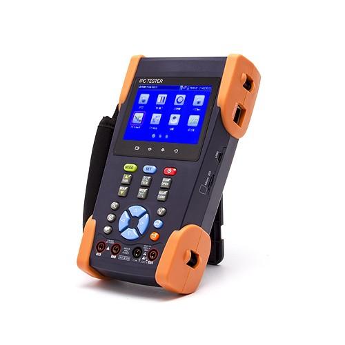 """Testeur et scanner de caméra IP et analogique AHD avec écran 3,5"""" tactile"""