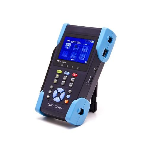 Testeur et scanner de caméra IP avec écran 3,5 pouces et POE