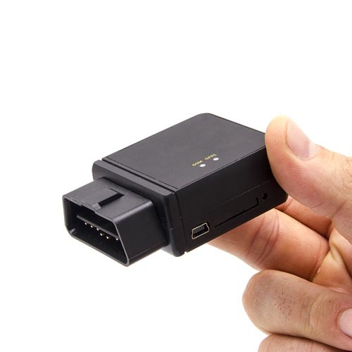 Balise GPS temps réel par connexion OBD2 sans abonnement