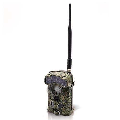 Caméra de chasse alerte HD 1080P 3G envoi MMS / e-mail vidéo IR invisible