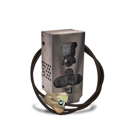 Caméra alerte HD 1080P 3G envoi MMS box antivandal