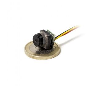 Micro caméra snake couleur 520 Lignes 55° 0.008LUX audio vidéo