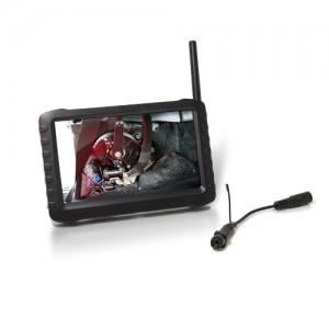 """Kit caméra snake sans fil avec récepteur LCD couleur 5"""""""