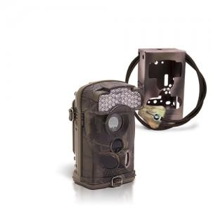 La caméra XTC-HD-1080 et sa box anti-vandale