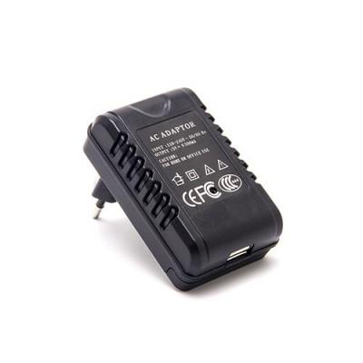Transformateur avec micro caméra cachée HD 1080P WiFi mémoire 64 Go