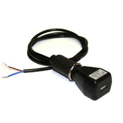 Adaptateur alimentation USB pour batterie 12-24 volts