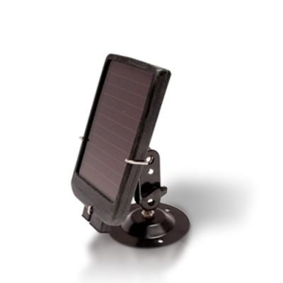 Chargeur solaire avec batterie interne 2000 mAH pour caméra XTC