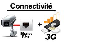 Connexion 3G