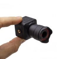Mini caméra Wifi HD 720P autonome zoom ×50 avec enregistrement sur carte microSD 64 Go