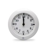 Horloge murale ou a poser avec caméra cachée HD 1080P détection de mouvement PIR longue autonomie 64 Go