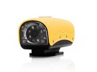 Camera Sport HD étanche 5 mégapixels jaune