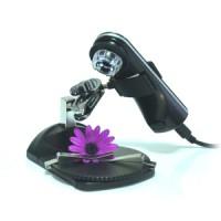 Caméra microscope numérique 2 millions de pixels avec zoom X 250