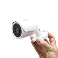 Mini caméra tube extérieure 2 Mpx HD 1080P analogique AHD TVI CVI CVBS vision nocturne