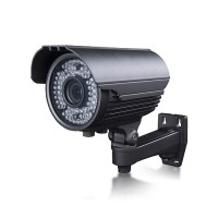 Caméra de vidéosurveillance analogique HD-AHD 1080P extérieure avec vision nocturne