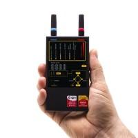Détecteur de fréquences GSM 2G 3G 4G LTE WiFi Bluetooth Wi-Max DECT