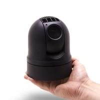 Caméra pilotable PTZ couleur infrarouge zoom 36x waterproof