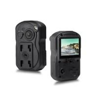 Caméra boîte noire dashcam pour voiture audio vidéo HD 1080P, GPS et détection de mouvement