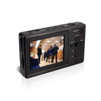 Enregistreur HD 1280 x 960 px professionnel portatif 160 Go