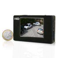 Micro enregistreur professionnel tactile HD 1280x960 sur carte SDHC