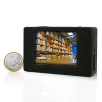 Micro Enregistreur 720 x 576 px sur carte SDHC avec détection de mouvement