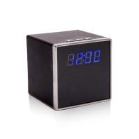Caméra horloge carré HD 1080P 16Go