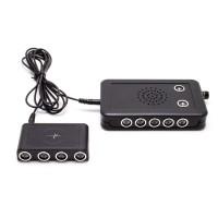 Brouilleur de microphone à ultrasons et acoustique portable autonome avec transducteur à ultrason déporté