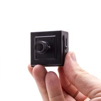 Mini caméra IP HD 720P ONVIF avec analyse intelligente de l'image