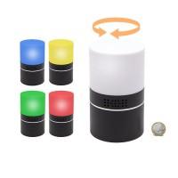 Lampe connectée d'ambiance LED couleur avec caméra cachée WIFi HD 1080P pilotable mémoire 128Go