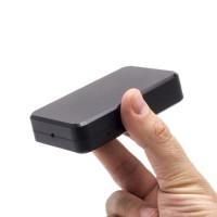 Micro caméra et enregistreur IP WiFi HD autonome dans une boite noire avec carte 64Go