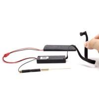 Micro caméra et enregistreur WiFi HD 1080P objectif grand angle 140° avec mémoire microSD 32 Go