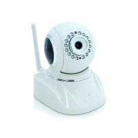 Caméra pilotable HD WiFi infrarouge & détection de mouvement