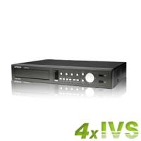 Enregistreur vidéo surveillance intelligent 16 voies (4 dccs) HDD 1 To