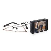 Kit micro enregistreur audio vidéo avec camera lunette classique