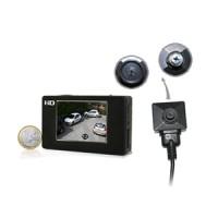 Kit micro caméra enregistreuse professionnelle HD 1280 x 960 Pixels avec bouton ou vis