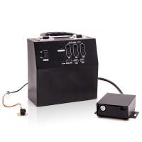 Kit antivandal enregistreur et micro caméra 170° longue autonomie 1 voie
