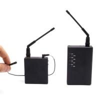 Kit micro caméra snake 480 lignes avec émetteur autonome et récepteur sans fil 2.4 Ghz