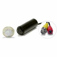 Micro caméra tube NB 600 lignes 0.0003 lux pinhole