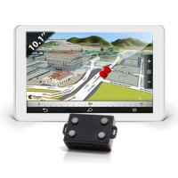 Kit de géolocalisation en temps réel tablette tactile 10.1 et 1 balise GPS