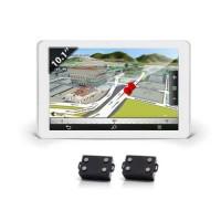 Kit de géolocalisation en temps réel tablette tactile 10.1 et 2 balises GPS