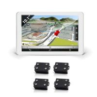 Kit de géolocalisation en temps réel tablette tactile 10.1 et 4 balises GPS