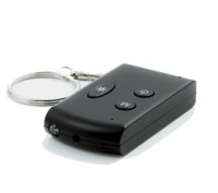 Porte clé caméra  HD 1080P LED ultra violet 16Go