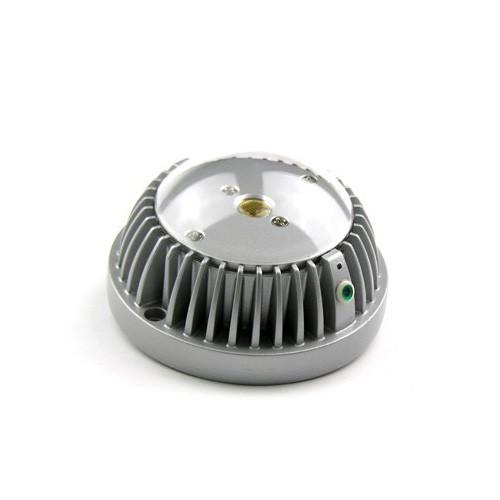 Mini dôme infrarouge invisible angle 120° portée 8 mètres