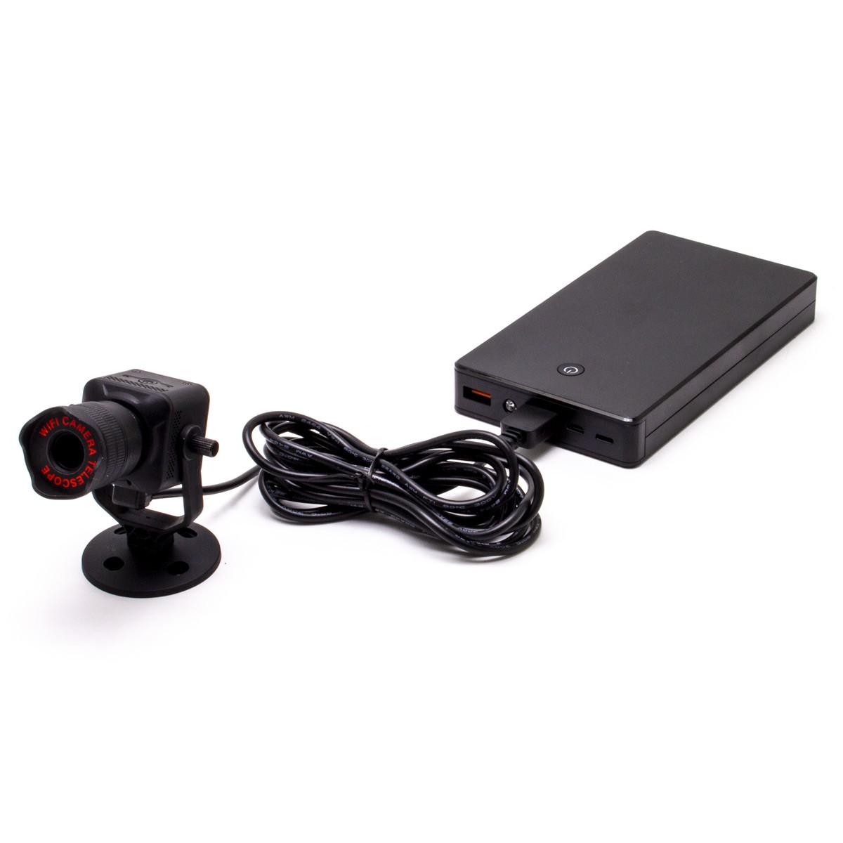 Mini caméra Wi-Fi avec zoom 50X HD 720P avec enregistrement