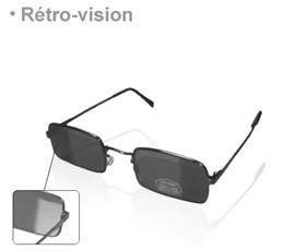 Lunette rétro-vision