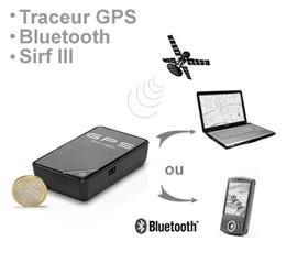Micro Enregistreur de données GPS Bluetooth