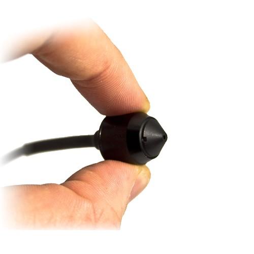 Micro snake Caméra 16 mm couleur CCD 420 lignes Jour/nuit Pinhole audio